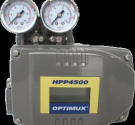 HPP4000TM / HPP4500TM Hart智能阀门定位器